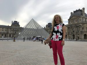 Art Shopping Paris Carrousel du Louvre mit Beate Schütz Wildendürnbach