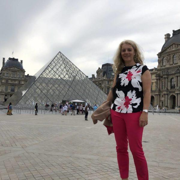 Art Shopping Paris Carrousel du Louvre mit Beate Schütz Wildendürnbach